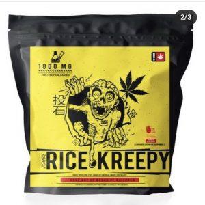 Zombie Rice KREEPY – 1000mg